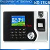 Assistance biométrique Ko-C071 de temps d'empreinte digitale