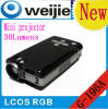 Micro projetor portátil (G-196A)