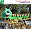 Conduites de vis sans fin de parc d'attractions, mini montagnes russes (BJ-TR01)