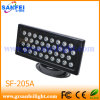 Helligkeit LED Light 36*3W RGBW Outdoor LED Wall Washer