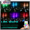 China RGB LED Whips Luz controlada por Smart Phone APP Bluetooth para Buggy ATV UTV fuera de carretera