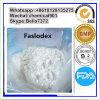 백색 분말 반대로 에스트로겐 스테로이드 Faslodex 129453-61-8