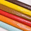 Водоустойчивая кожа PVC PU синтетическая для сумок