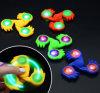 새로운 장난감 손가락 끝 자이로스코프 빛 실리콘 싱숭생숭함 방적공 핑거 자이로스코프