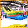 Corrediça longa padrão inflável da corrediça da altura para os miúdos e os adultos (AQ09180)