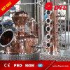 Destilador de cobre micro/destilador del whisky/todavía brandy 100liter 200liter
