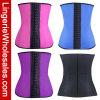 El acero de goma de cuatro colores deshuesa la cintura que entrena al corsé atractivo