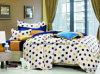 침구 고정되는 많은 면 침구는 침대 시트 베갯잇을 놓는다