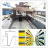 機械を形作る十分に自動頑丈な倉庫のラッキングの棚ロール