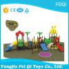 Série-Lapin animal du jouet des enfants extérieurs de cour de jeu d'enfants de plastique neufs (FQ-YQ-01002)