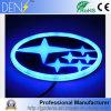4D LED 차 로고 상징 xv 임정관 Subarus를 위한 오지로 유산 Impreza 차 자동 LED 상징 빛