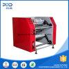 Precio más bajo semi automática de la película de estiramiento de corte longitudinal y rebobinado de la máquina