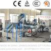 Plastic Pelletiseermachine van de Film van het afval de Landbouw met Agglomerator