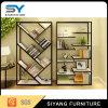 Biblioteca de móveis de estante de aço inoxidável para crianças