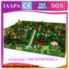 Angezogener Entwurfs-europäischer Standard-Kind-Innenspielplatz