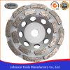 Od110mm 돌을%s 두 배 줄 컵 바퀴