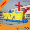 Оборудование спортивной площадки раздувного прыжока малышей напольное для рекламы