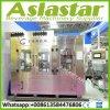 SUS304 manantial de agua mineral pura de agua de 3 en 1 planta de maquinaria de llenado