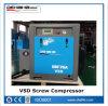 Compresseur variable de vis de fréquence de commande par courroie de série de Changhaï Dhh Dbf
