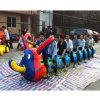 Jouets gonflables intenses populaires extérieurs de sport de PVC de tracteur à chenilles