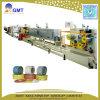 Venda plástica del embalaje del animal doméstico de los PP que ata con correa la cadena de producción de la cinta de la correa