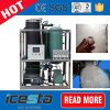 Máquina de hielo cilíndrica industrial de Icesta 20t/24hrs