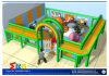 Миниое оборудование спортивной площадки малыша с высокой безопасностью