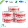 Cinta adhesiva impresa insignia del surtidor BOPP de China para el embalaje