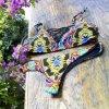 Neuer Qualitätbowknot-reizvolle Bikini-Badebekleidung der Art-2016