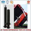 Cilindro hidráulico telescópico para o grande caminhão de descarga da tonelada com Ts16949