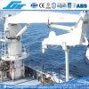 Gru marina dell'asta dell'articolazione con gli elementi idraulici inclusi
