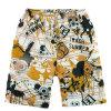 Tessuti dello Swimwear di Short della scheda degli uomini modellati poliestere di Oeko-Tex