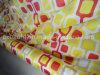 Qualität Cheap Water Printing Shower Curtain Fabric