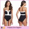 Entwurfs-Frauen-hoher Taillen-Verband-Bikini Europa-2017 und des Amerikaners