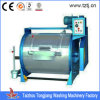 150kg Steam Heated Semi-Automatic Commercial Horizontal Industrial Washing Machine