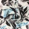 Ткань одежды полиэфира напечатанная цифров с обслуживанием печатание