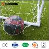 Hierba sintética artificial del mini campo de fútbol