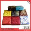 Caja de seda de la joyería del estilo de China para la venta al por mayor de la caja de la joyería