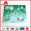 Ultravioleta-Impresión ACP para el tablero colorido de la señalización/el tablero de la publicidad