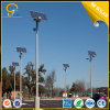 angeschaltene Solar der Straßenlaterne80w für Datenbahn