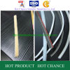 Non-Silicided Felt Seal Strip와 Silicided Felt Seal Strip