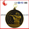 Caractéristique régionale de la Chine et médailles matérielles de tir en métal