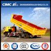 HOWO / FAW / JAC / Beiben / Shacman / Foton / Auman / Iveco / Liiuqi 8 * 4 Camion à benne avec U-Type Cimc Huajun Big-Box