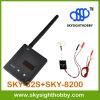 소형 Skysighthobby Fpv 장비 하늘 32s 5.8GHz Fpv AV 수신기 자동 검사 Rx + 하늘 8200 최고 빛 200MW Fpv 전송기