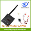 Exploración auto Rx del mini de Skysighthobby Fpv receptor del kit Sky-32s 5.8GHz Fpv sistema de pesos americano + Sky-8200 transmisor estupendo de la luz 200MW Fpv