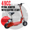 49cc Petrol Scooter mit Electric Anfang