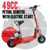 самокат 49cc Petrol с Electric Start
