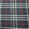 Tissu de polyester d'impression de plaid d'Oxford 600d (XL-X114)