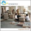 Controllo casuale di ceramica di qualità di finale di tazze, verifica della fabbrica