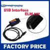 Поверхность стыка USB средства программирования Elm327 блока развертки вяза 327